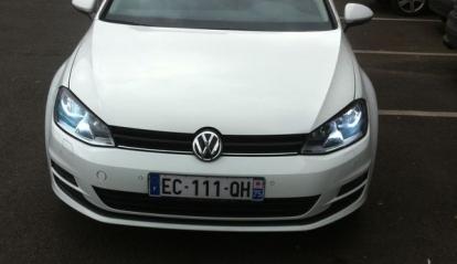 Volkswagen Golf 7 TDI 2013