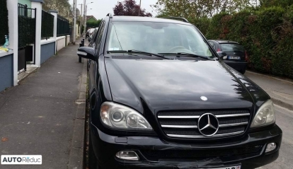 Mercedes Classe M ML CDI 400 Luxury 2004