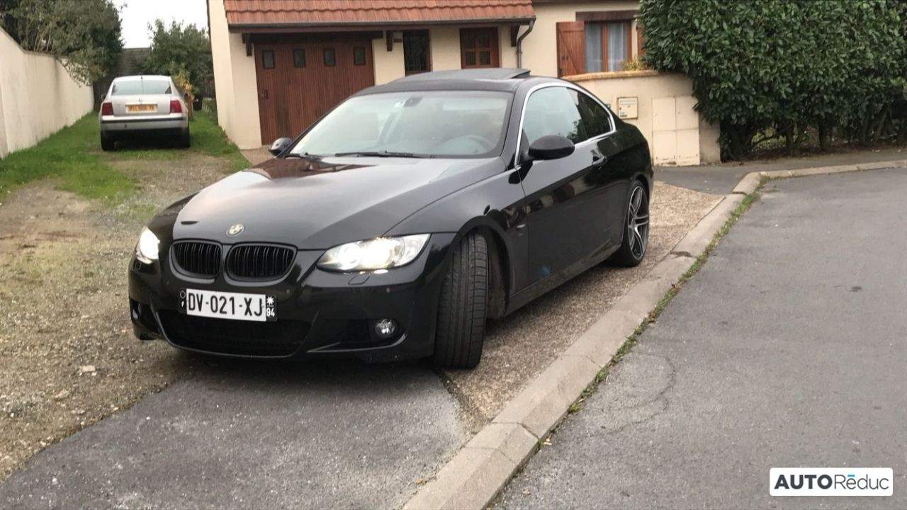 BMW Série 3 (E92) Coupé 335d 3.0L 24V Bi-Turbo 2007