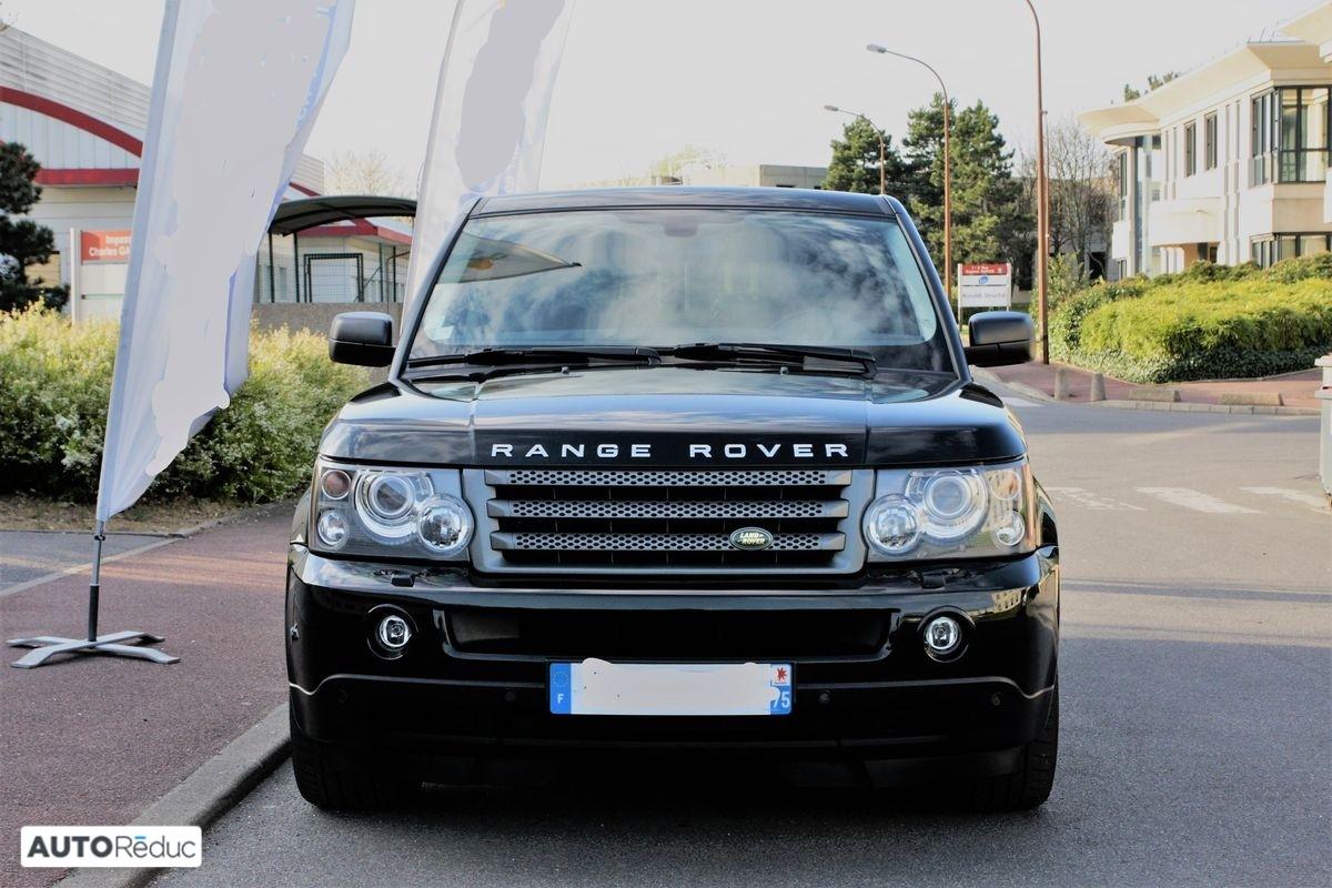 Range Rover Sport 2.7 TDV6 190 HSE BVA FULLBLACK 2008