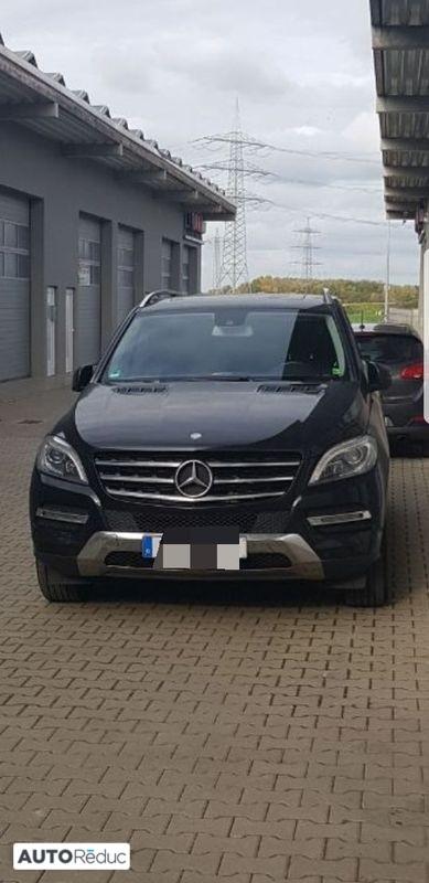 Mercedes Classe M ML 350 CDI 4X4 2014