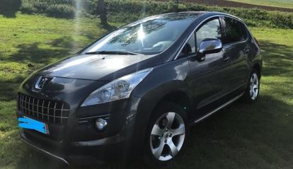 Peugeot 3008 2.0 HDI 2009