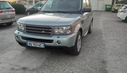 Land Rover Range Rover Sport TDV6 2006