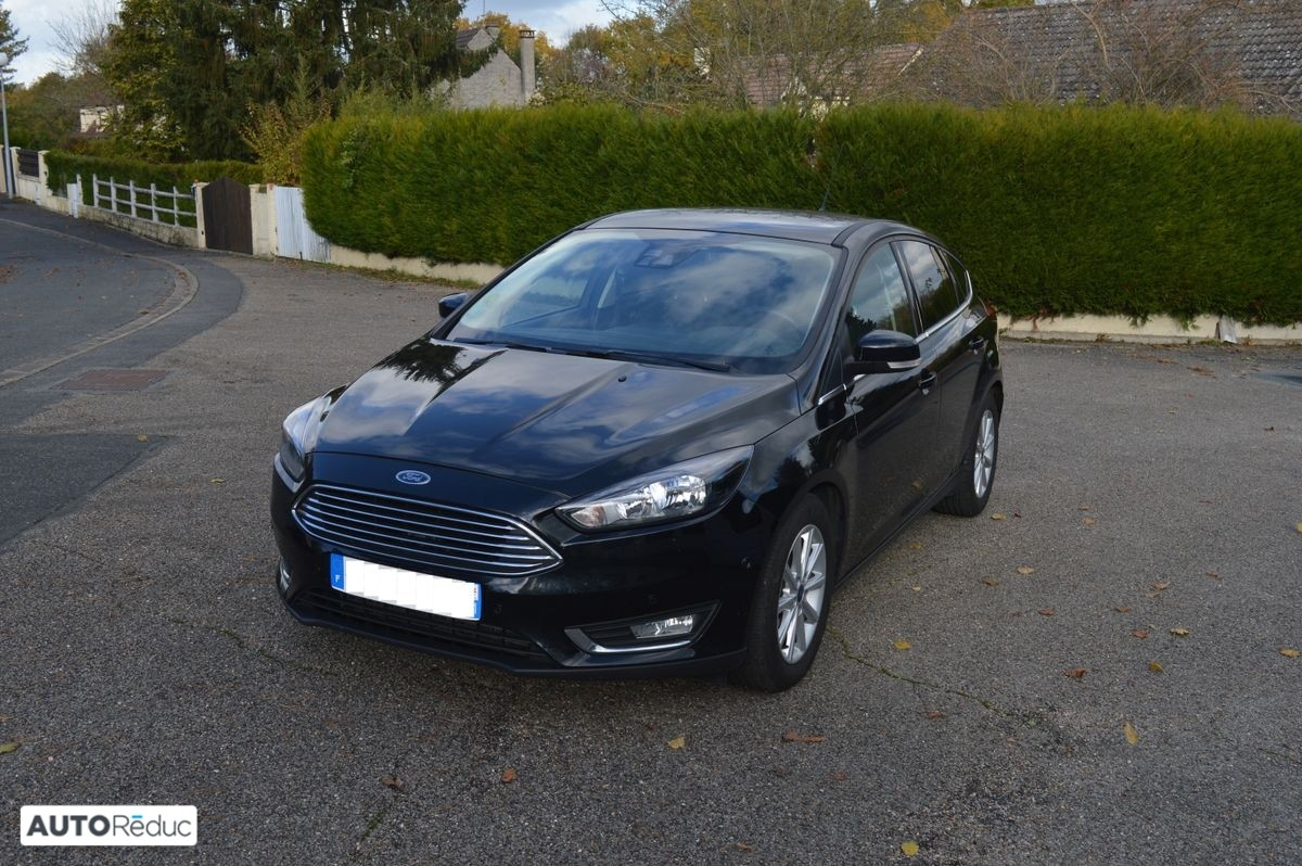 Ford Focus 2.0 TDCi 150Ch Stop & Start Titanium 2015