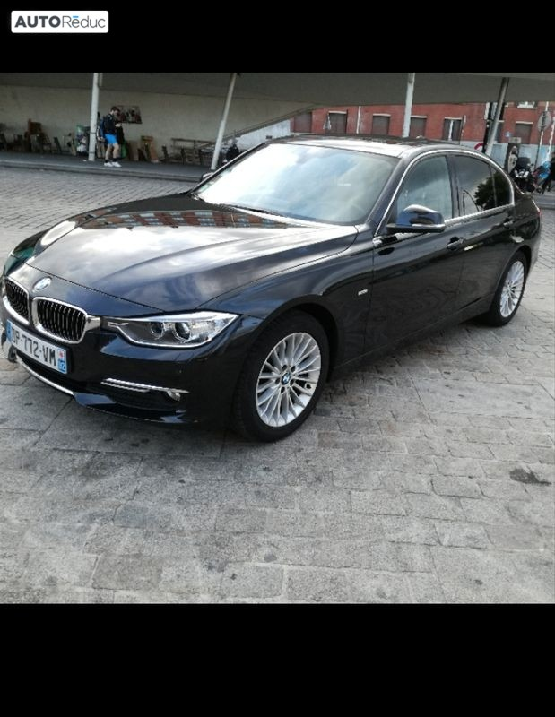 Bmw Série 3 318d BVA Full Options 2015