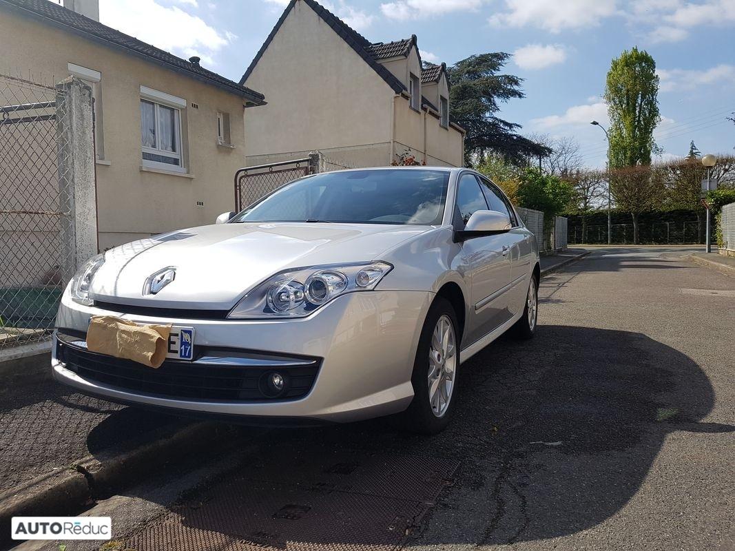 Renault Laguna 3 dCi Dynamique 2008