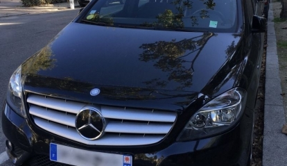 MERCEDES Classe B 200 CDI BlueEFFICIENCY 2012