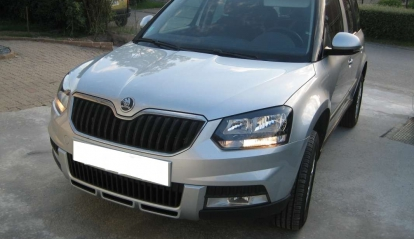 Skoda Yeti Outdoor TDI