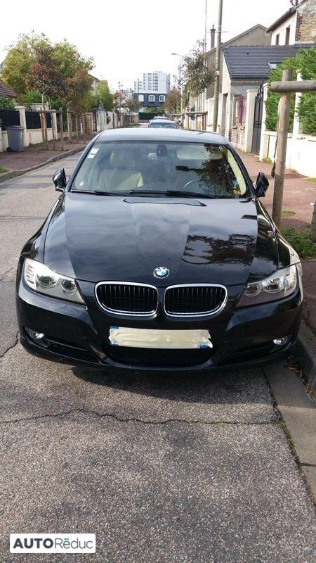 BMW Série 3 320d E90 LCI 2010