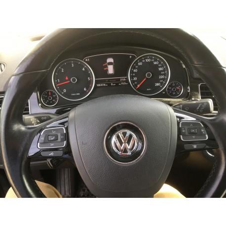 A VALIDER : Volkswagen Touareg Diesel Automatique 2012 Nantes