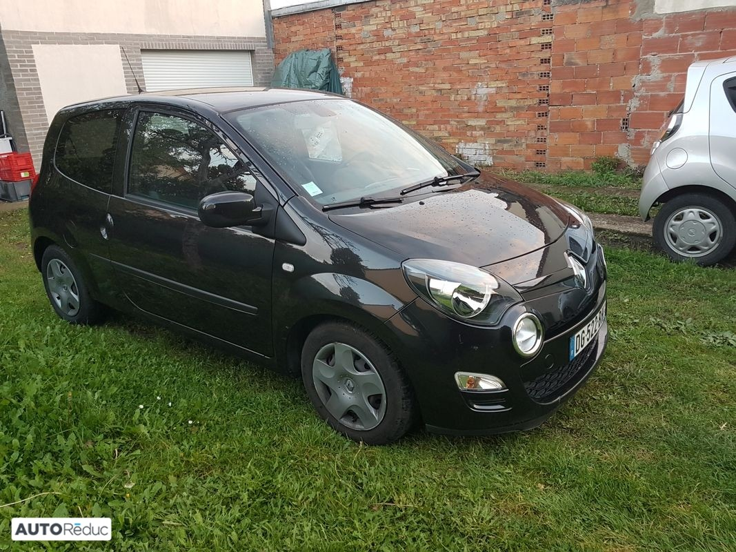 Renault Twingo 2 1.2L 16V 75Ch Finition Intens 2014