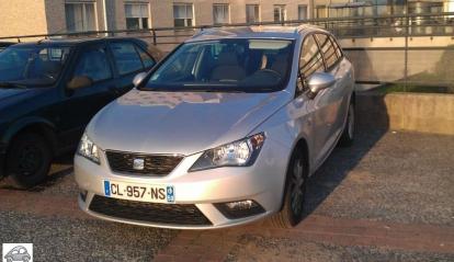 Seat Ibiza Techlight 1.2 Lit BVA DSG6