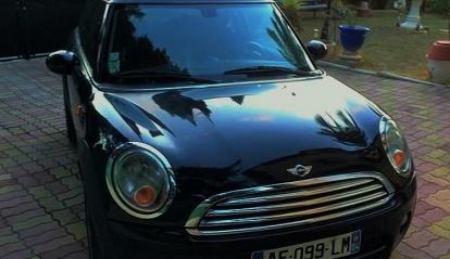 Mini Cooper Diesel Manuelle 2009 Ivry sur seine