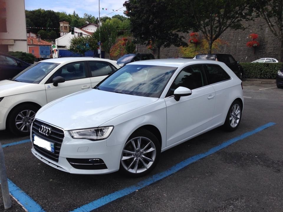 Audi A3 1.6 TDI Ambition 2013