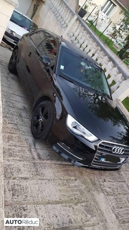 Audi A3 TDI 195 Ch Ambition 2015