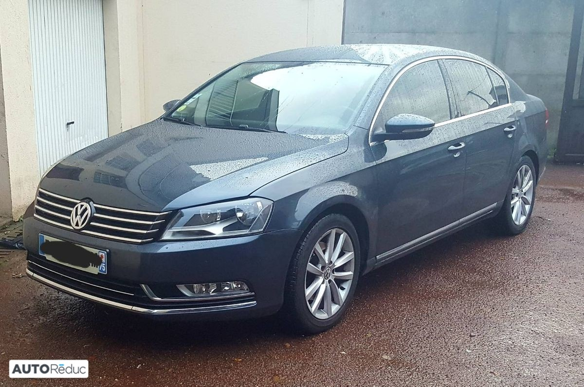 achat volkswagen passat b7 2 0 tdi blue motion carat 2011 d 39 occasion pas cher 9 500. Black Bedroom Furniture Sets. Home Design Ideas