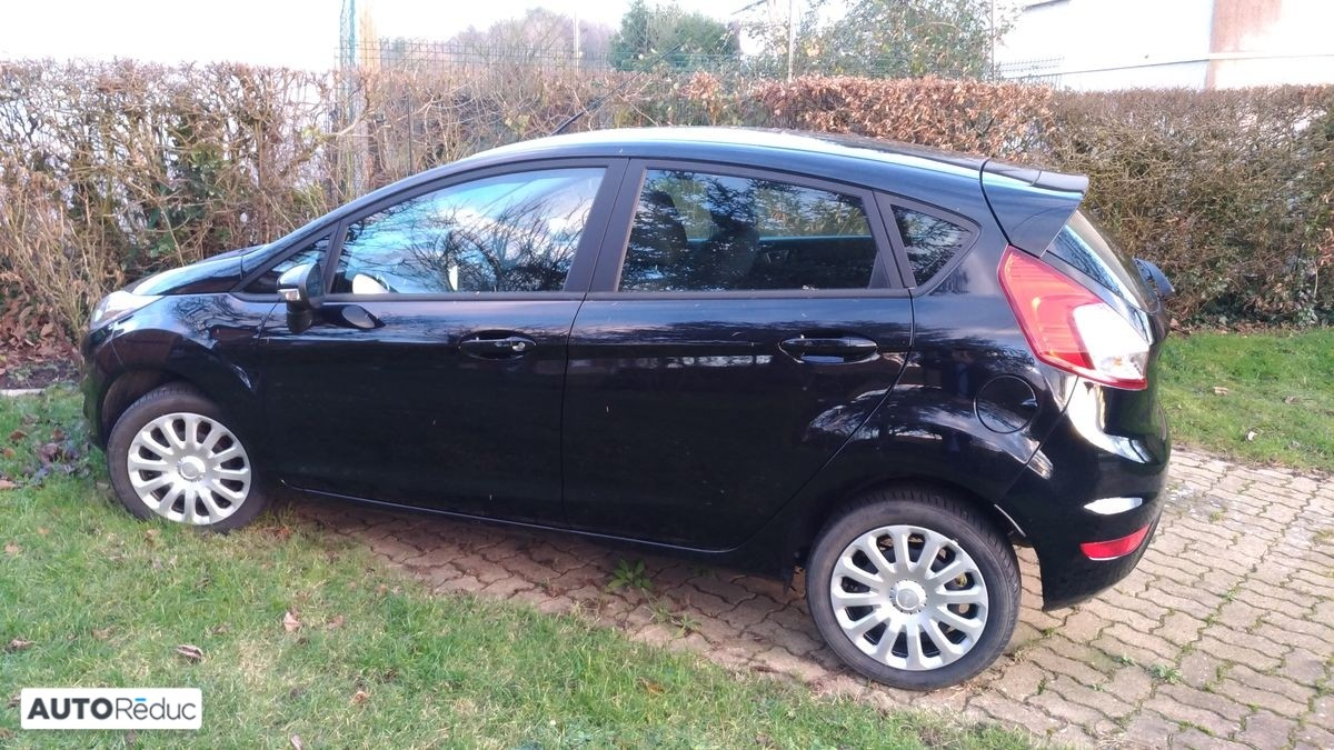 Ford Fiesta Edition 5p 2015