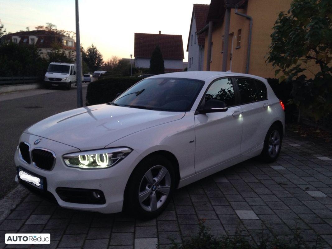 BMW Série 1 Sport 118d 5p 2016