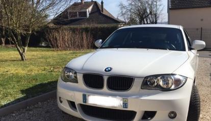 BMW Série 1 - 3 portes Diesel Manuelle Pack M 2011
