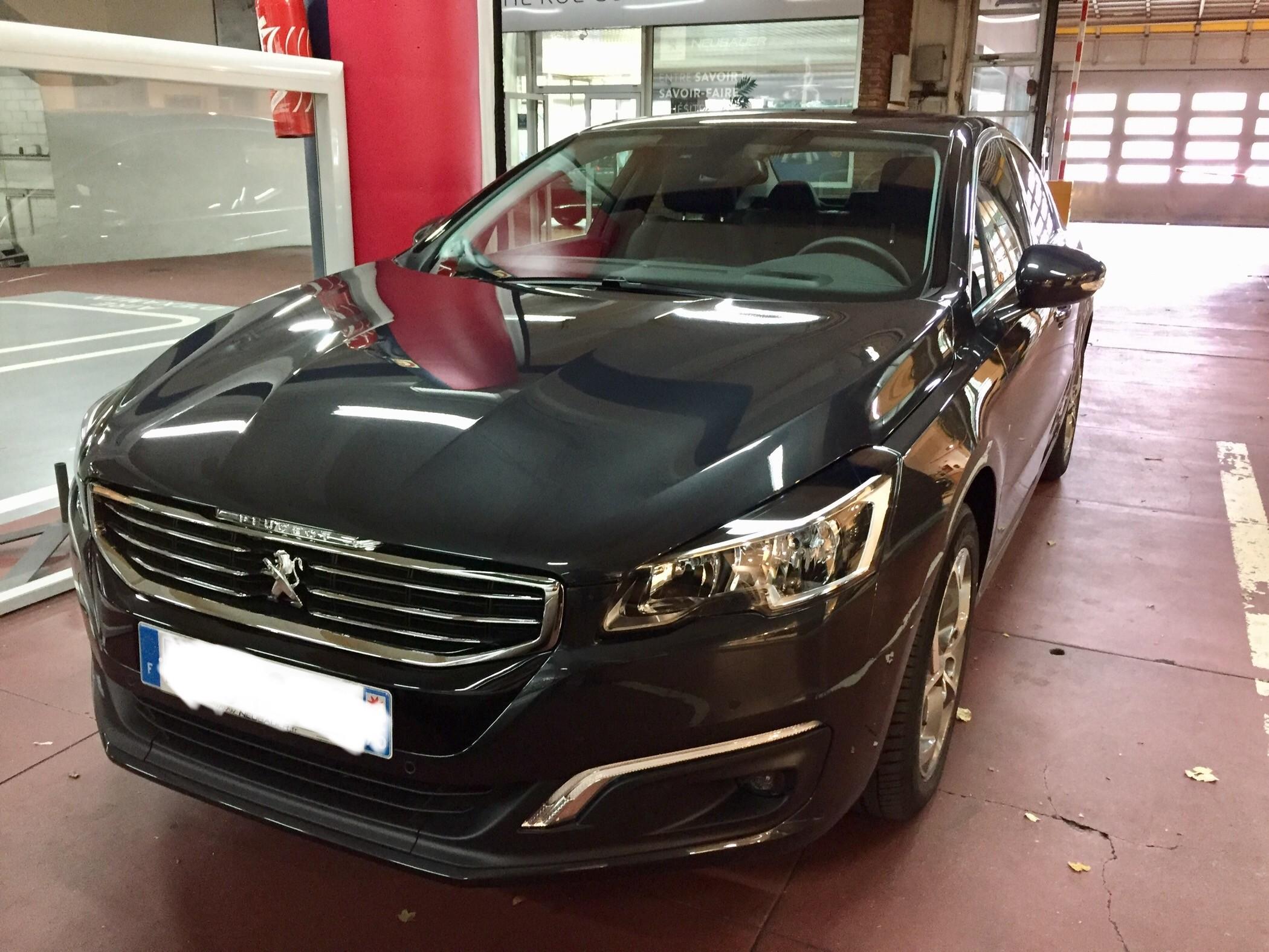 Peugeot 508 Diesel Automatique 2017 Creteil