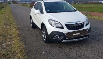 OPEL MOKKA 1.7 CDTI Cosmo Pack 4x4 Full Option 2013