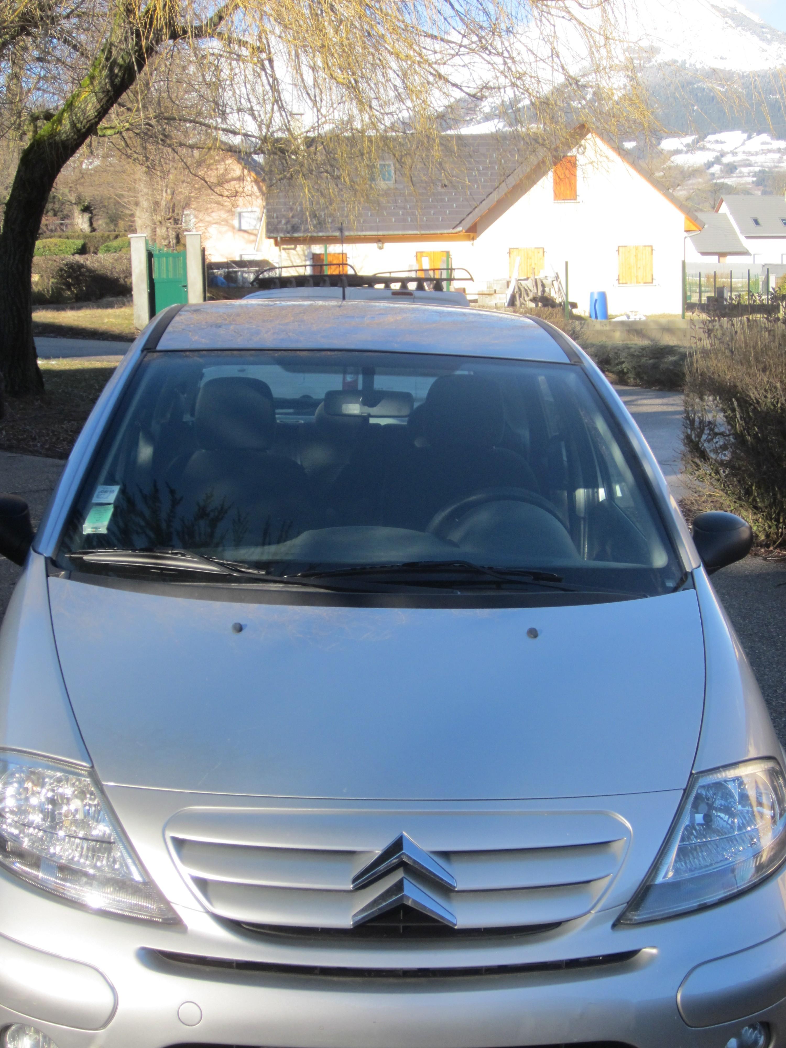 Citroën C3 Essence Manuelle 2009