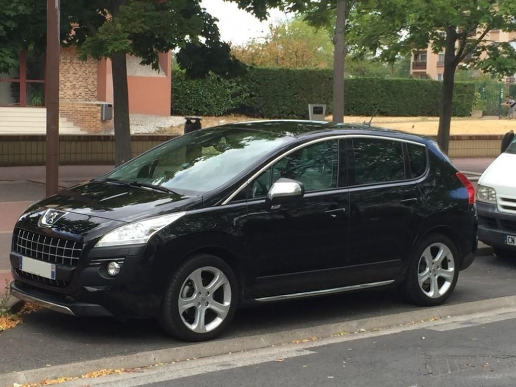 Peugeot 3008 Diesel Automatique 2010