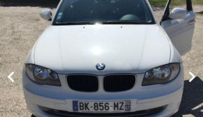 BMW série 1 - 5 portes Diesel Manuelle 2011 Haguenau