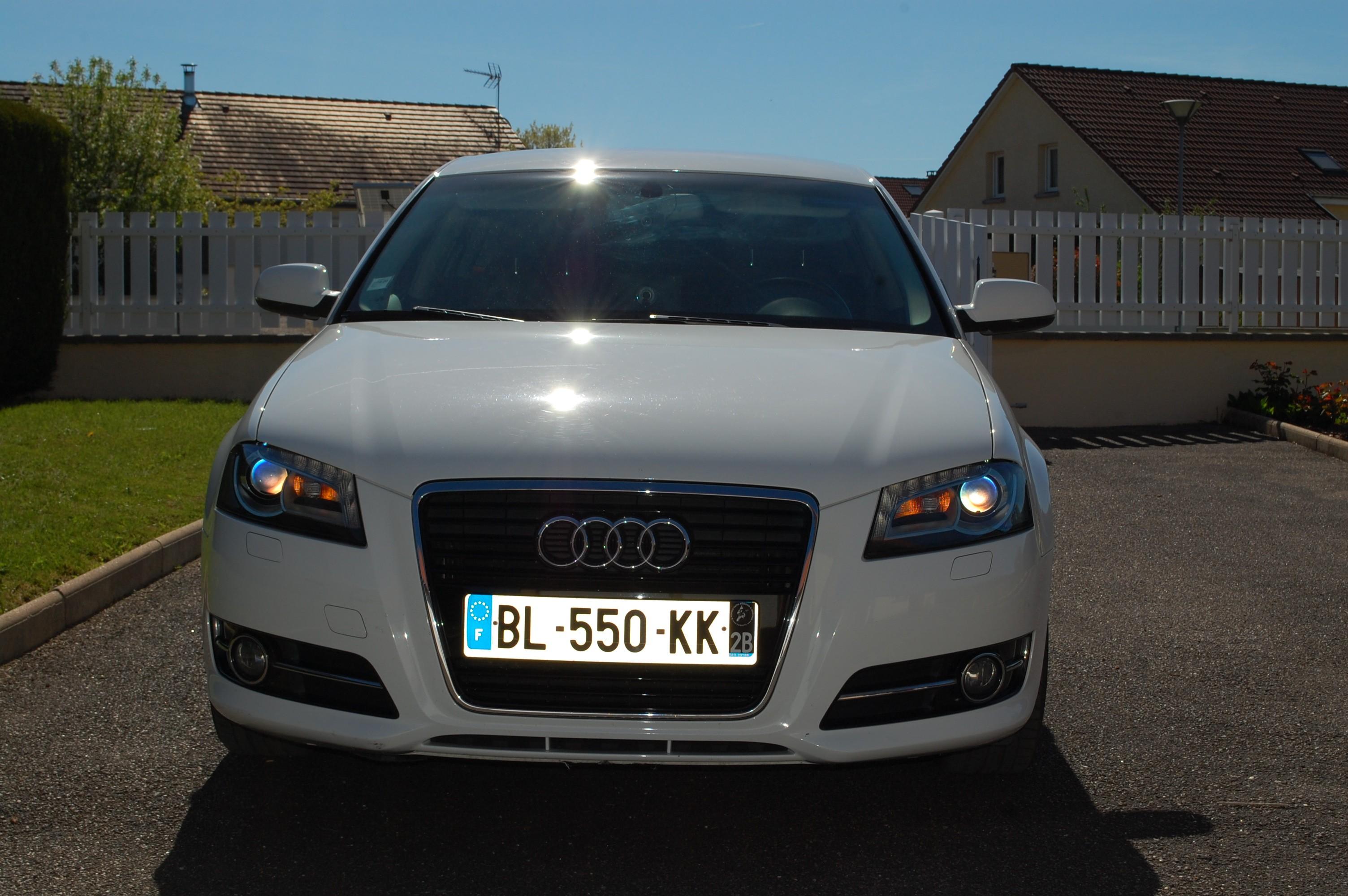 Audi A3 Sportback Diesel Manuelle 2011 luxeuil