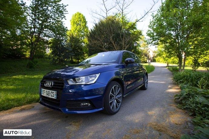 Audi A1 Sportback 1.4 TDI 90 Ch S-LINE Ambition 2015