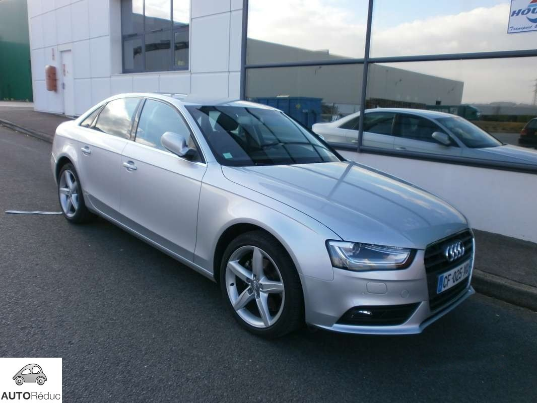 achat audi a4 ambition luxe 2 0 tdi multitronic d 39 occasion. Black Bedroom Furniture Sets. Home Design Ideas