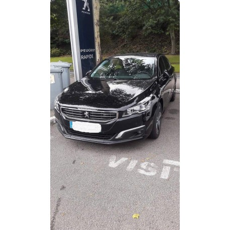 A VALIDER : Peugeot 508 Diesel Automatique 2016 roscoff