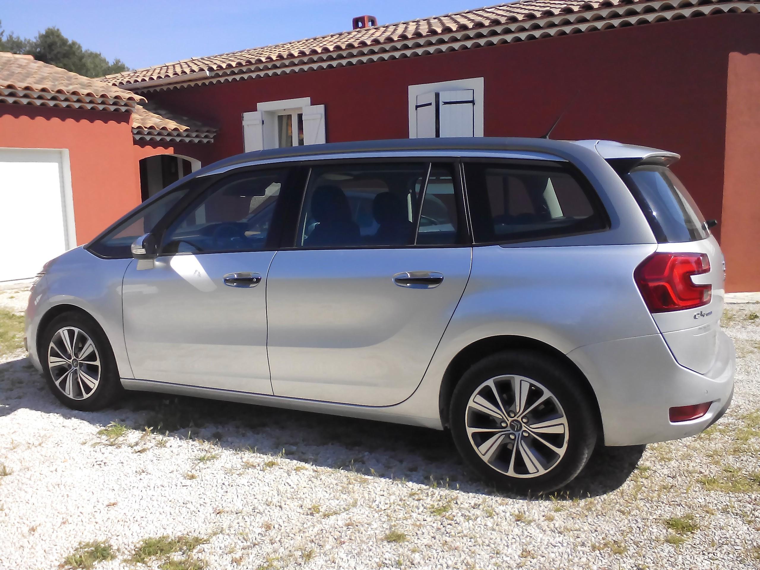 Citroën Grand C4 Picasso Diesel Manuelle 2014