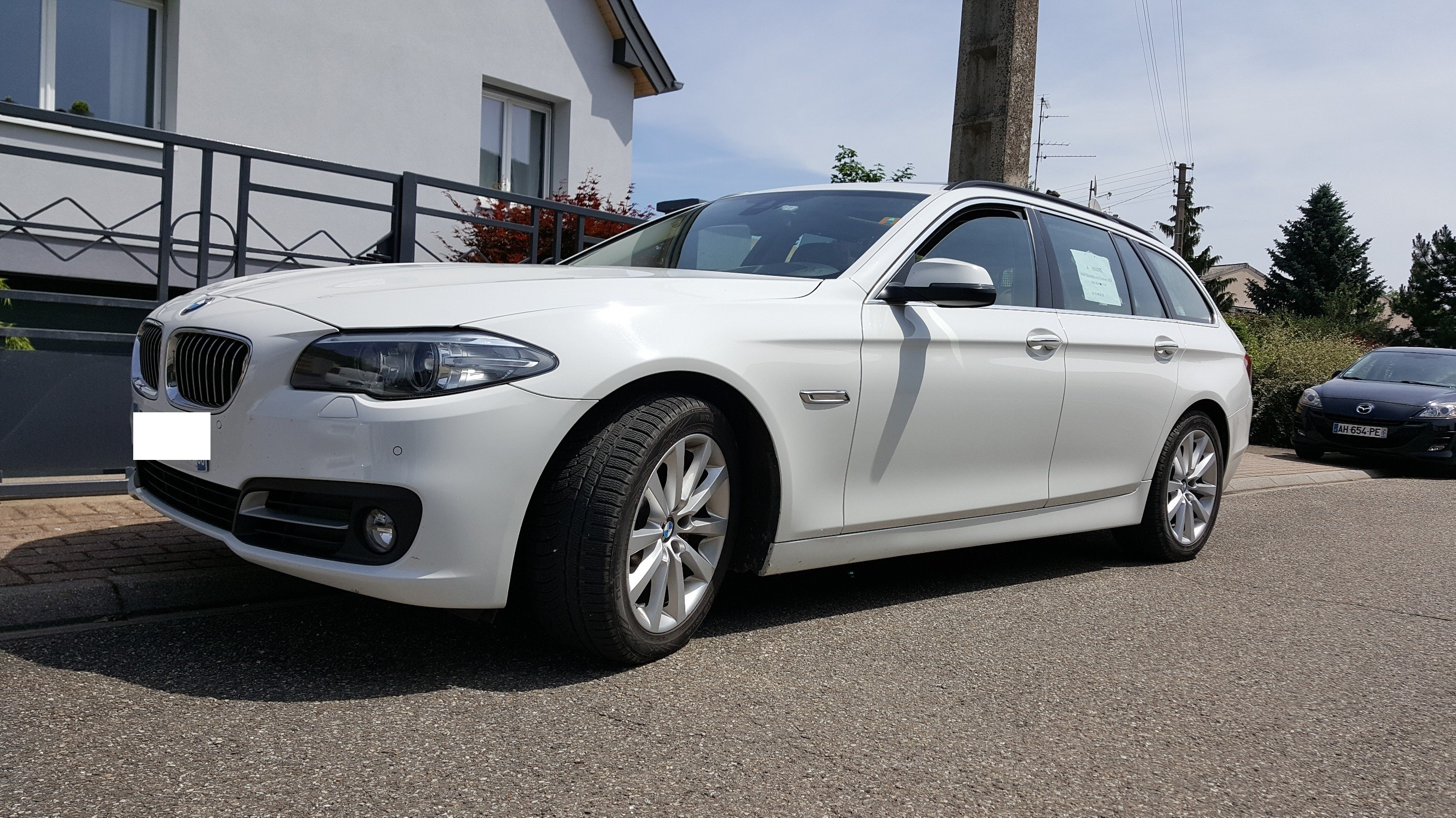 BMW Série 5 Break SAV8 Luxury 2014