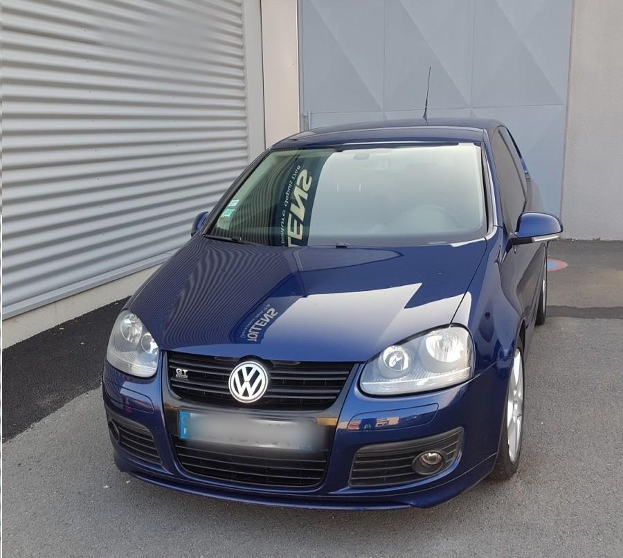 Volkswagen Golf V Diesel Manuelle 2007