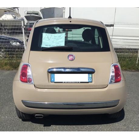 Fiat 500 Essence Manuelle 2014 LE PORGE