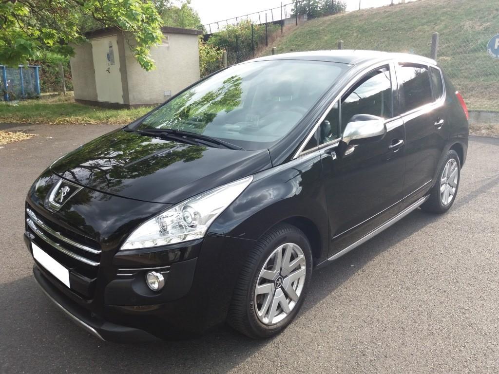 Peugeot 3008 2.0 L Hybrid4 Diesel Manuelle 2013