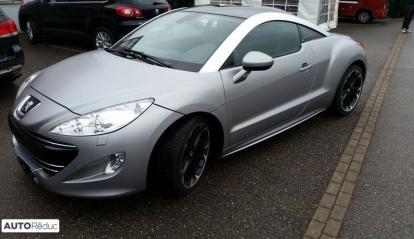 Peugeot RCZ Asphalt Série Limitée