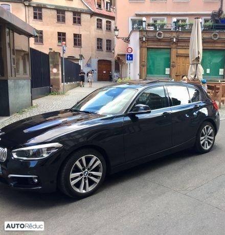BMW Série 1 118D F20 URBANCHIC BVA8