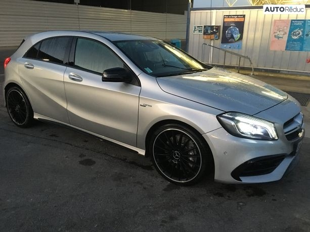 Mercedes Classe A Amg 2015