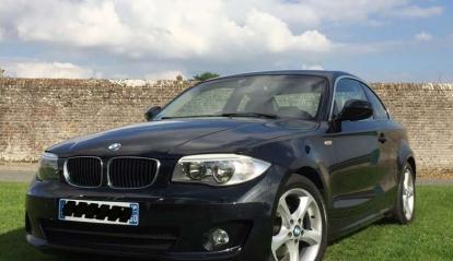 BMW Série 1 coupé 118d Pack Luxe