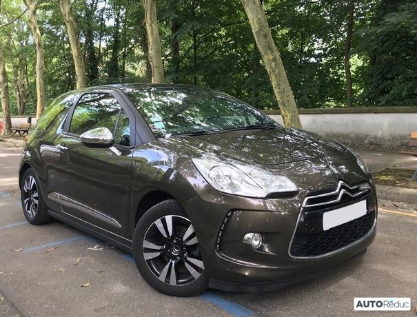 Citroën DS3 1.6 HDi 90CV SO CHIC 2011