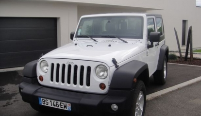Jeep Wrangler 2.8 CRD 200 ch Sport
