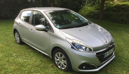 Peugeot 208 1.2 PureTech 82ch Active 5p 2016