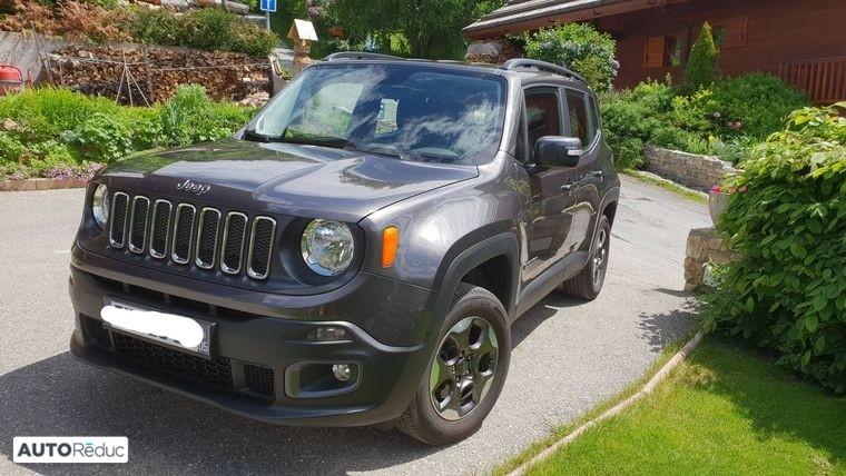 Jeep Renegade 4x4 Longitude 2017