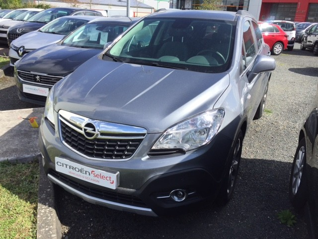 Opel Mokka Essence Manuelle 2014 Cormeilles-en-Parisis