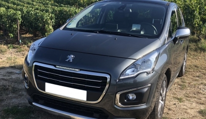 Peugeot 3008 Allure 2013 2.0HDi 150ch 65000 kms 2013