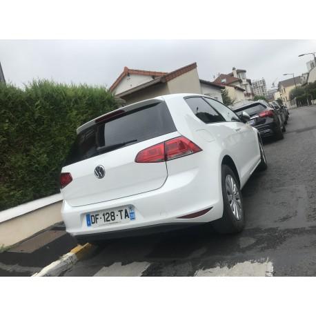 A VALIDER : Volkswagen Golf VII Diesel Manuelle 2014 Paris