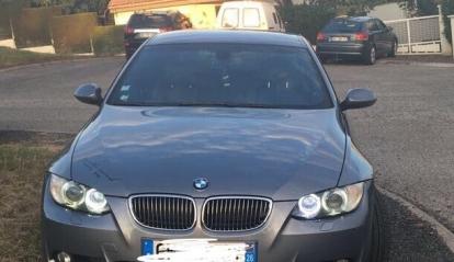 BMW Série 3 Coupé Diesel Automatique 2009 Jassans-riottier