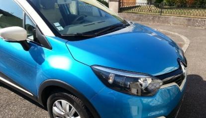 Renault Captur 90 TCE Essence 2014
